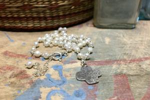 southwestern cross necklace