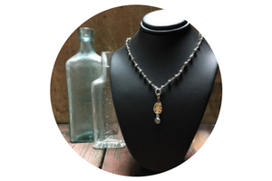 shop hand made pyrite jewelry