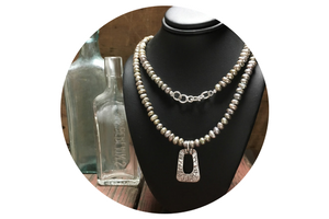 shop pearl jewelry handmade
