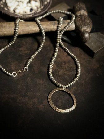 Long Necklace by Rosa Kilgore Jewelry